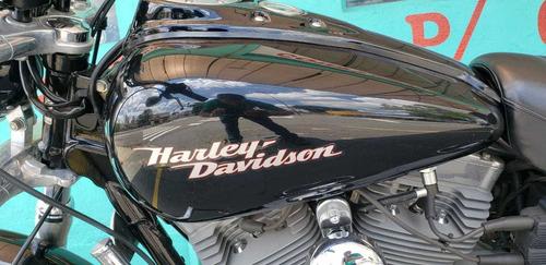 motocicleta harley davidson dyna super glide com baixo km
