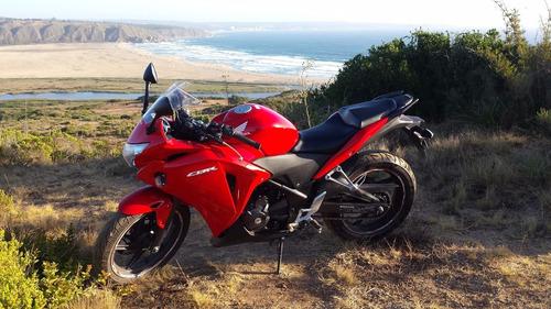 motocicleta honda cbr 250r perfecto estado