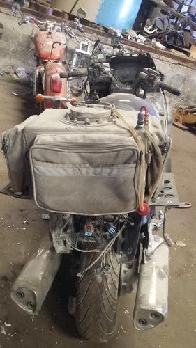 motocicleta honda st1300s 2005 partes, etc, viajera