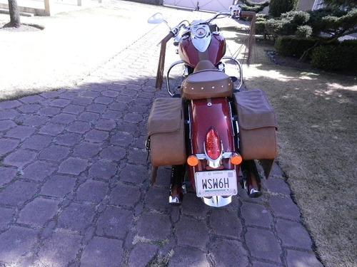 motocicleta  indian  chiff  vintage 2016 seminueva...