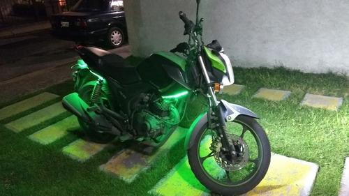motocicleta italika 150c
