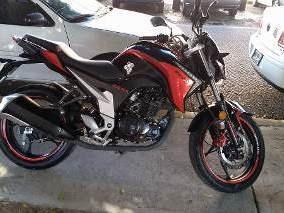 motocicleta italika 250z
