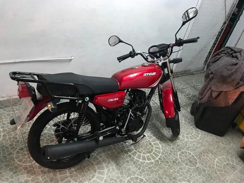 motocicleta italika de trabajo 2018 como nueva solo 276km