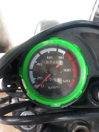 motocicleta italika dm 200 2017