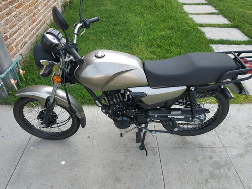 motocicleta italika f150