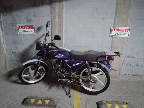motocicleta  italika ft 125 , modelo 2018 precio $13,000.00
