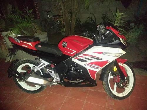 motocicleta italika rt200 2018