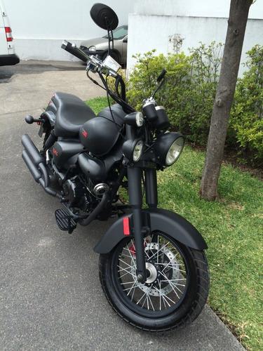 motocicleta itálika tc200, en muy buenas condiciones
