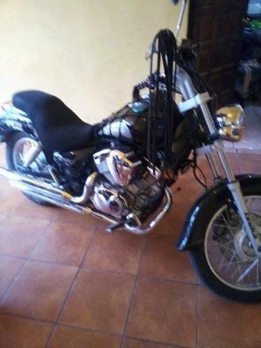 motocicleta ixuka