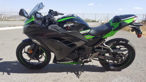 motocicleta kawasaki 300 2016