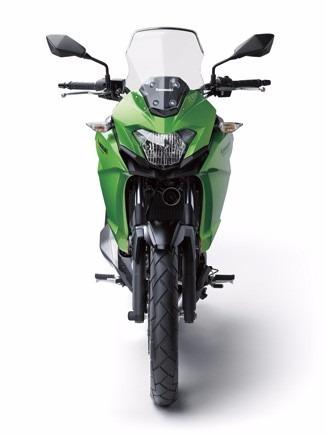 motocicleta kawasaki versys 300