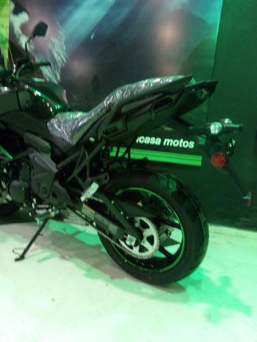 motocicleta kawasaki versys 650 abs nueva linea 2017