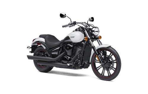 motocicleta kawasaki vulcan 900 custom 2017 0km