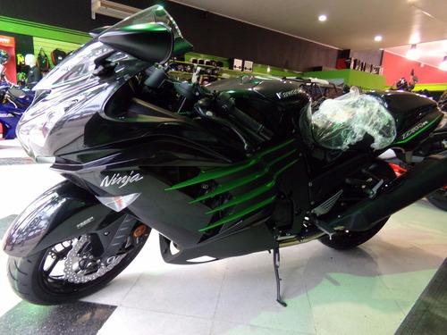 motocicleta kawasaki zx14 zx 14 r 2017 negra