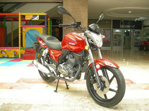 motocicleta keeway modelo rks 200 año 2012
