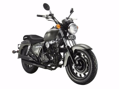 motocicleta keeway superlight 200cc 2018