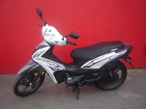 motocicleta keeway target 125