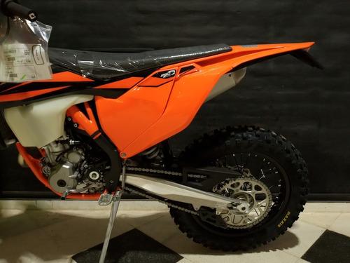 motocicleta ktm 250 exc-f 2020 0km naranaja