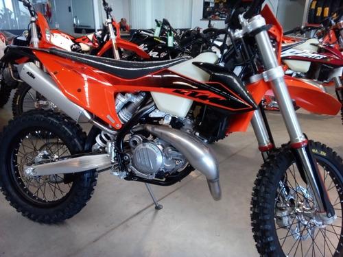 motocicleta ktm 250 exc tpi 2021 0km