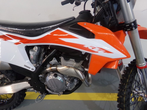 motocicleta ktm 250 sx-f 2020 0km naranja