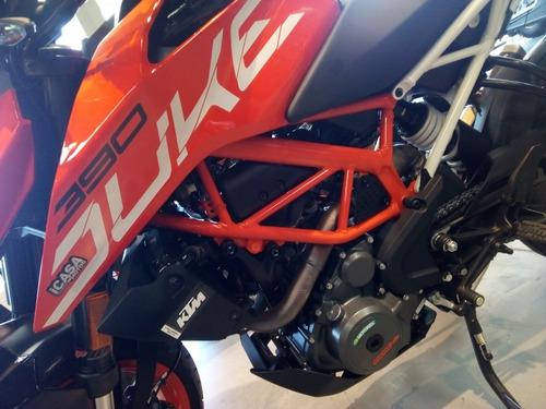 motocicleta ktm duke 390 2020 0km naranja