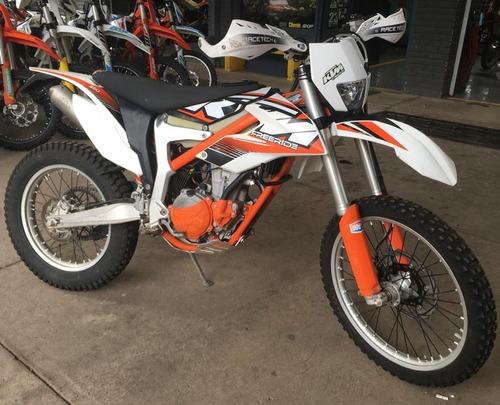 motocicleta ktm freeride 350