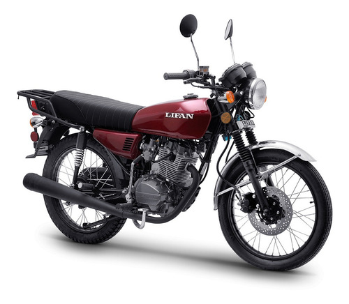 motocicleta  lifan cg150