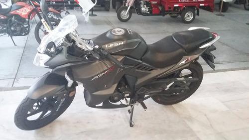 motocicleta lifan kpr nueva, moto deportiva alto rendimiento