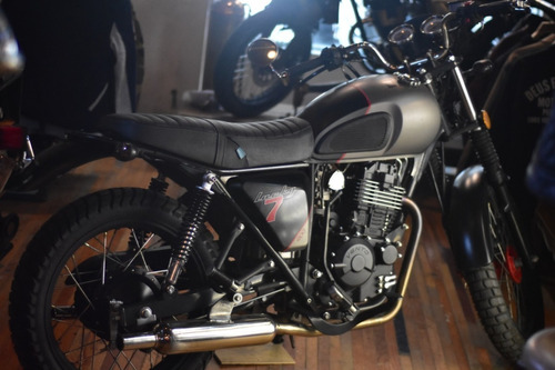 motocicleta lucky 7 motor 400 2019 seminueva