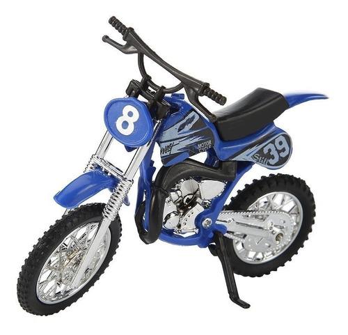 motocicleta miniatura de colección