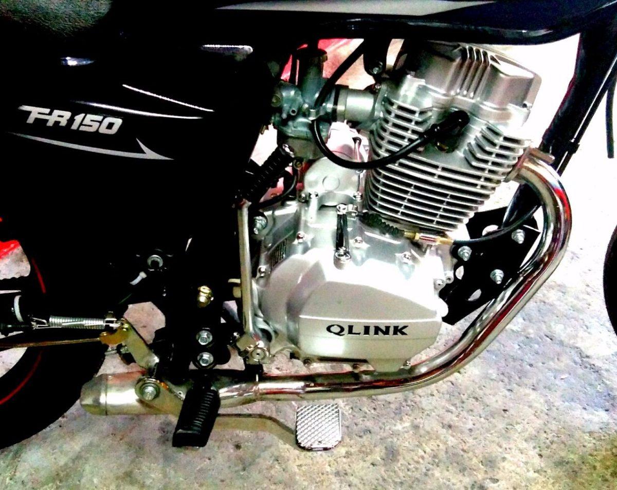 Motocicleta Modificada Force 150 C.c. - $ 22,000 en