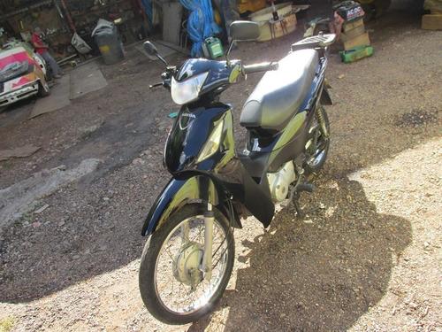 motocicleta moto honda biz 125