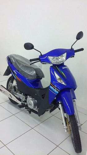 motocicleta - moto sousa 50 cilindrada 2016 - sob encomenda