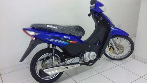 motocicleta - moto sousa 50 cilindrada 2018 - sob encomenda