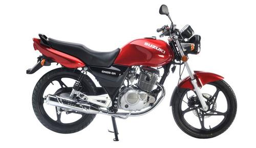 motocicleta nueva suzuki en125-2a 2017