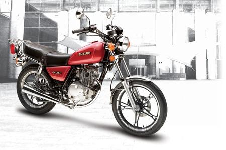 motocicleta nueva suzuki gn125f 2019