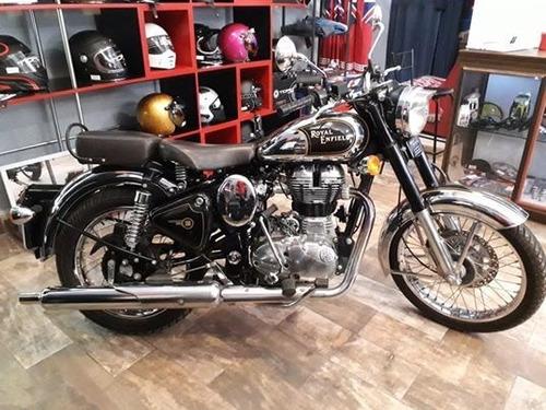 motocicleta royal enfield