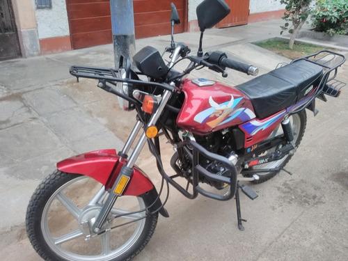 motocicleta rtm 150 seminueva