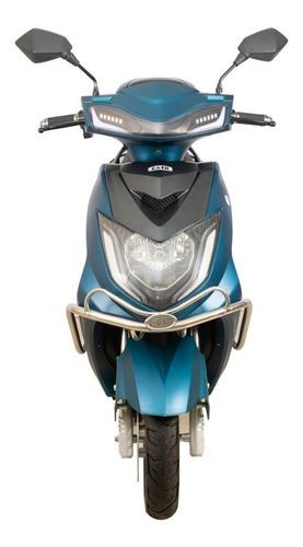 motocicleta scooter eléctrica super economica
