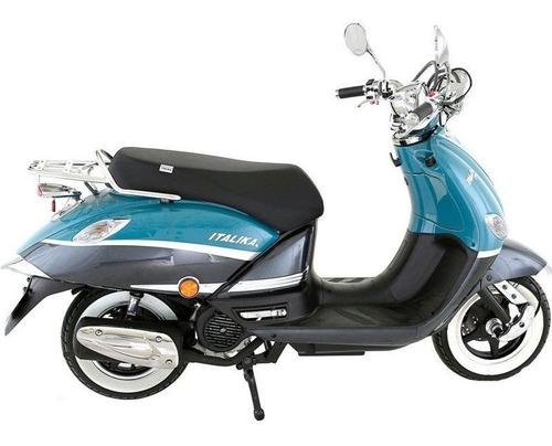 motocicleta scooter italika vitalia 150