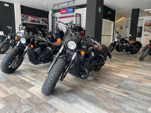 motocicleta scout bobber indian
