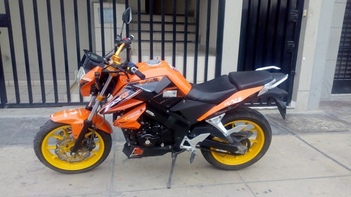 motocicleta senda viper 200 dk _2017 sin soat