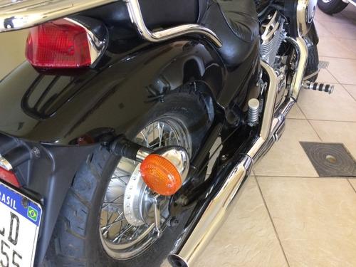 motocicleta shadow vlx 600cc