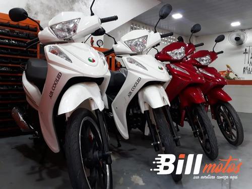 motocicleta sonic plus 50cc nova