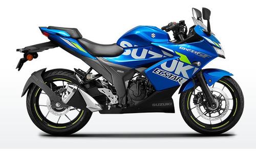 motocicleta suzuki 250cc gixxersf 2020 nueva