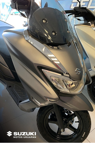 motocicleta suzuki burgman street 2020 nueva