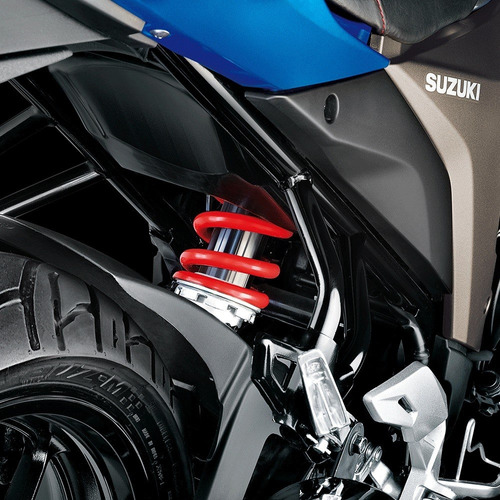 motocicleta suzuki gixxer / gixxer bitono 2019 nuevas