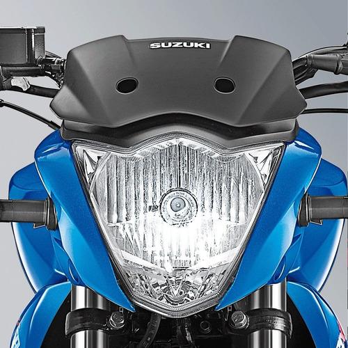 motocicleta suzuki gixxer / gixxer bitono 2020 (promocion)