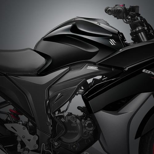 motocicleta suzuki gixxer sf 2020 promoción
