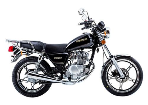motocicleta suzuki gn125 2019nueva